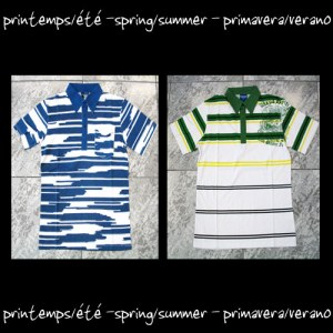 Polo assorti pour homme