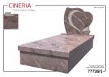 Tombes et Pierres Tombales, Granite Rose de Chine