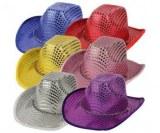 Lot de 96 chapeaux disco