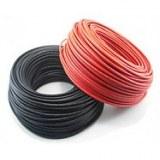 Câble solaire 4 mm², 6 mm² H1Z2Z2-K