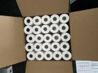 Bobine papier thermique TPE 57x40x12 par 50