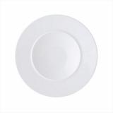 Carton de 12 - Assiette gastronomique Style 25/ 30 cm