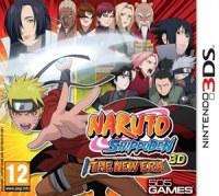 NARUTO / Jeu console 3DS