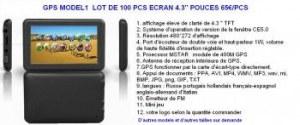 GPS 4'3 Ppouces bon rapport qualité prix