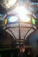 Luminaire marocaine