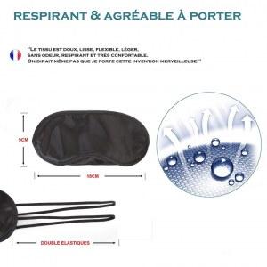 Kit complet purificateur anti ronflement