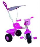 Tricycle Hello Kitty avec Canopy Amovible