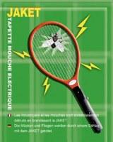 Tapettes/Raquettes anti-mouches électriques