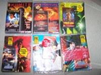 252 CASSETTES VHS  Orient Extrême