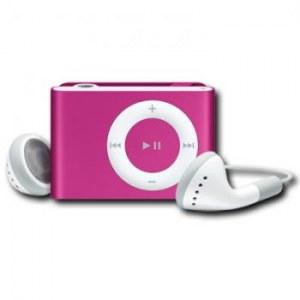 Lecteur MP3 rose/bleu ou noir