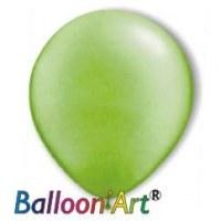 Sachet de 100 ballons Vert Anis