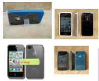 Coque coques Iphone 3/3GS/4 0.8 euro piece