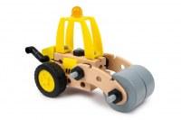 Rouleau compresseur à construire (34 pièces)