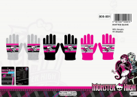 Set gants Monster High