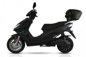 Scooter électrique 125 cc e-Stock MAX professionnel 70 km/h 70 km d'Autonomie