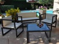 Salon de jardin -Cube-