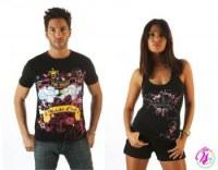 T-shirts Fashion Homme/Femme