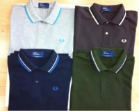 FRED PERRY POLO ML