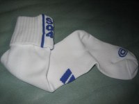 Adidas Schalke 04 Chaussettes Blanc