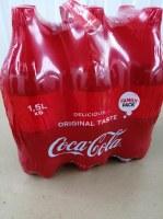 Coca cola 1.5l origine Allemagne