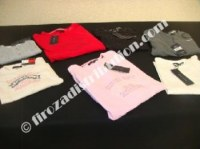 Lots de T-Shirts enfant Tommy Hilfiger.