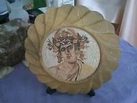 Micro mosaique romaine