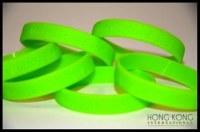 Buzz été 2011 : le bracelet anti moustique en SILICONE