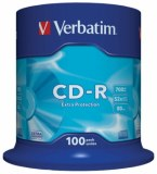 Vends CD-R 80 verbatim x100