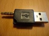 Dock USB iPod Shuffle 2 et 3