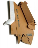 Tubes carton triangulaires à prix DISCOUNT