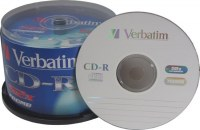 VEND LOT CD/DVD VERBATIM