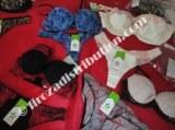 Déstockage de lingerie V&T 80% de parures