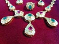 Collier Luxueux Marocain en or