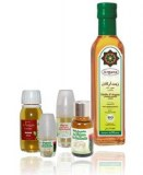 Huile d'argan et huile de figue de barbarie