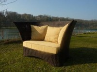 Meuble extérieur, Sofa Lounge CUELLO, Haut de gamme