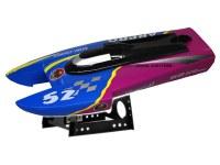 Grossiste Catamaran RC Boat Race 352 (bleu/violet)