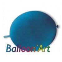 NOUVEAU 50 ballons Bleus 30 cm nacrés pour guirlande