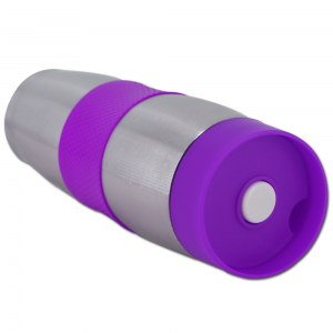 Cenocco CC-6000: Tasse de voyage sous vide en acier inoxydable Mauve