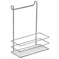 Herzberg Crochet de porte d'armoire pour organisateur polyvalent