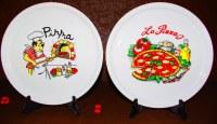 Déstockages  400 Assiette pizza porcelaine