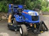 Tracteur-tondeuse Iseki TXG 237