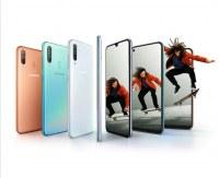 Samsung Galaxy A30 series