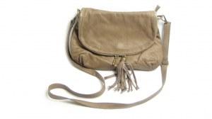 Sac à portée épaule & besace, en cuir veritable, made in Italy Ref: GCM 0015/A07