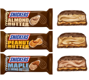 Snickers Américain Ed. Limited