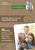 Papier photo magnétique format A4