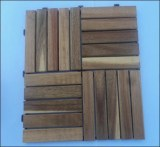 Destockage sur Outdoor Acacia Decking Tile du Vietnam
