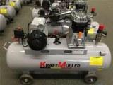 Compresseur à air 100L/50L/24L KRAFTMULLER