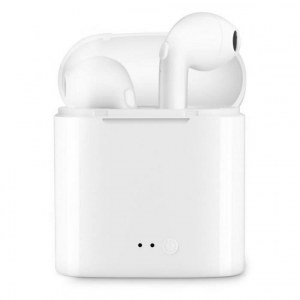 Ecouteurs 5.0 BINORAL pour iphone et smartphone avec boitier de recharge MINI-2