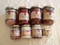Lot de plats cuisinés du Périgord