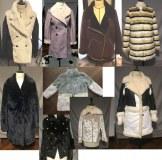 Vendre manteau en fausse fourrures
